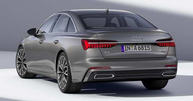 75 Best 2019 The Audi A6 Pictures