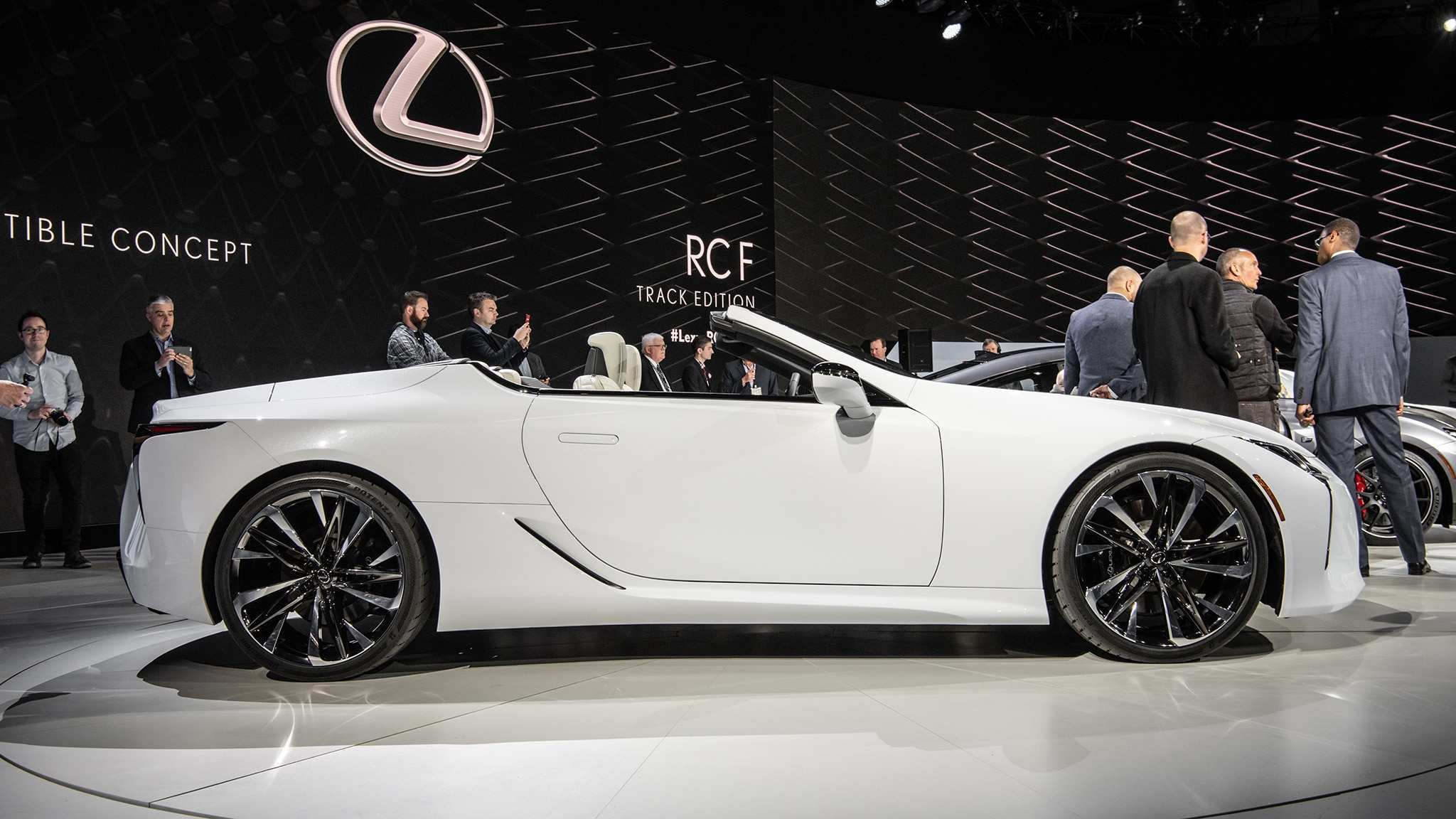 75 Best 2020 Lexus Lc 500 Convertible Price Price Design And Review