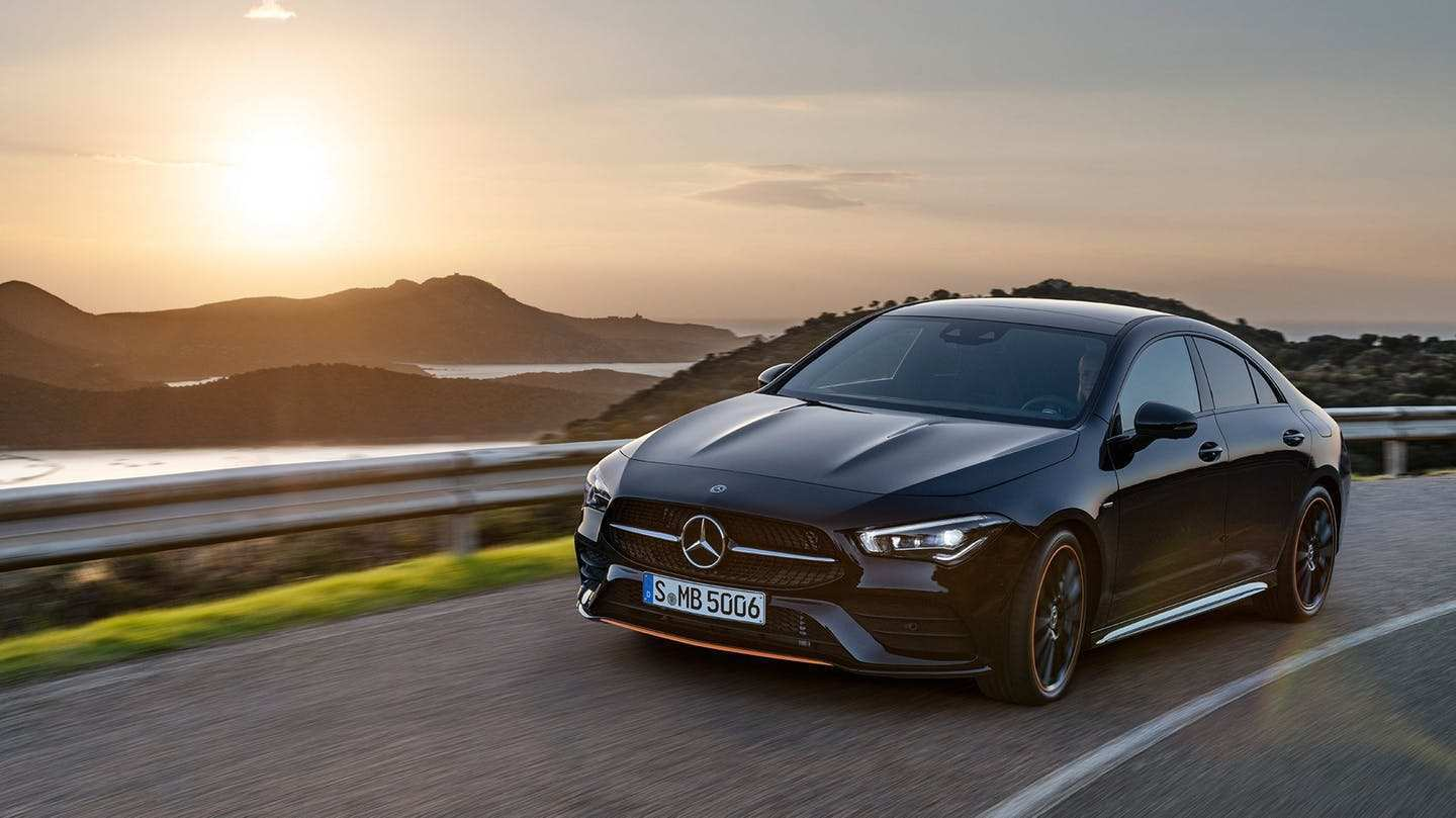 75 Best 2020 Mercedes CLA 250 Interior