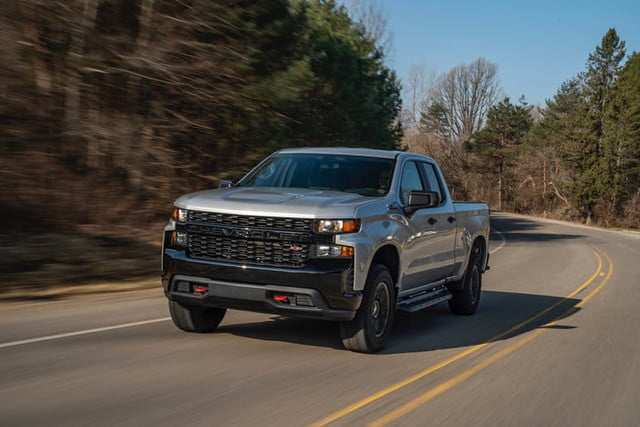 75 Best 2020 Silverado 1500 Redesign And Concept