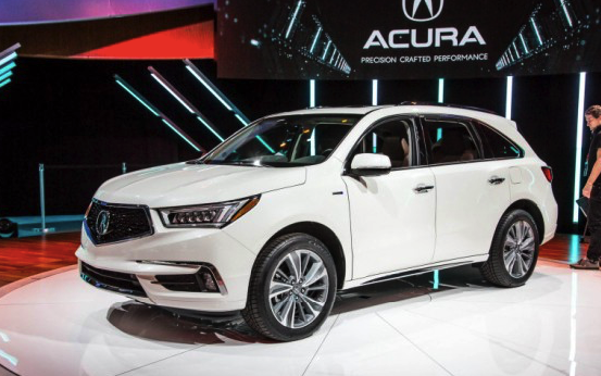 75 New 2019 Acura MDX Hybrid Price And Review