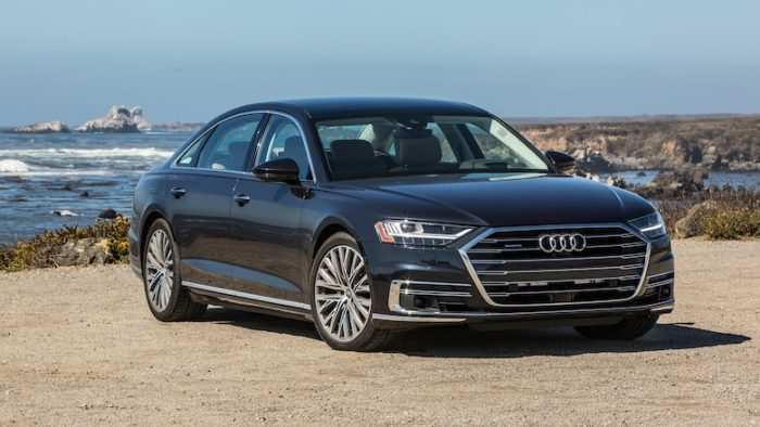 75 New 2019 Audi A8 L In Usa Pictures