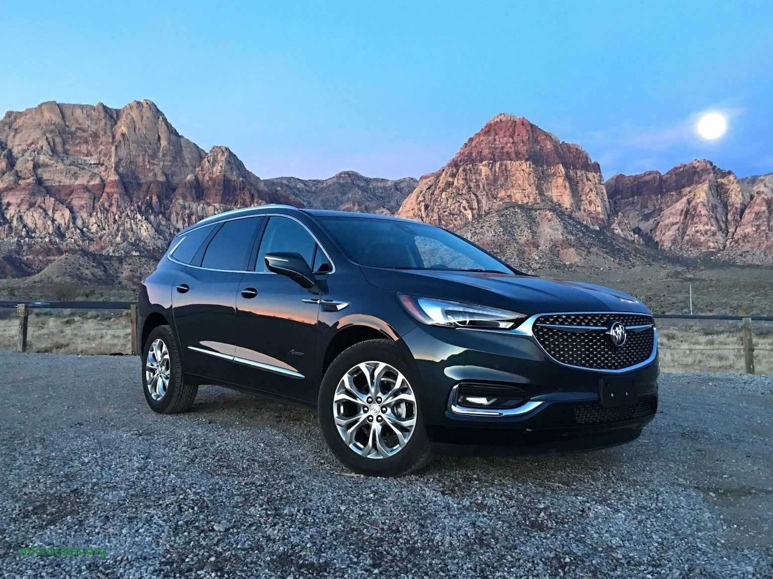 75 New 2019 Buick Enclave Spy Photos Concept