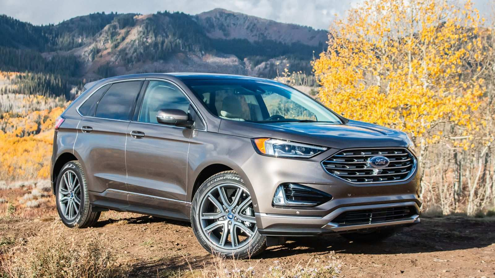 75 New 2019 Ford Edge Spy Shoot