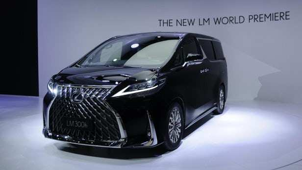 75 New 2019 Lexus Minivan Performance And New Engine