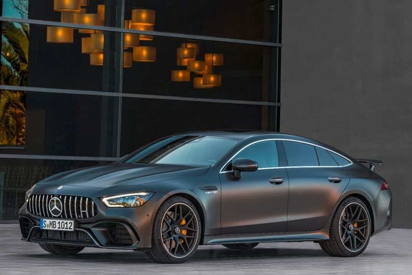 75 New 2019 Mercedes AMG GT Redesign And Review