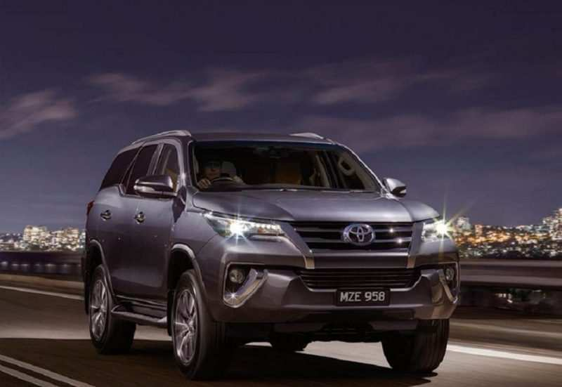 75 New 2019 Toyota Fortuner Review And Release Date