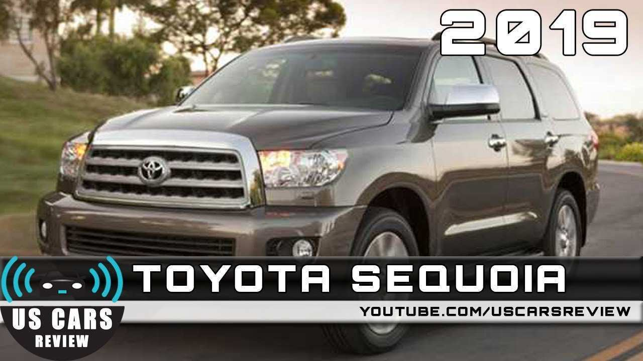 75 New 2019 Toyota Sequoia Redesign First Drive