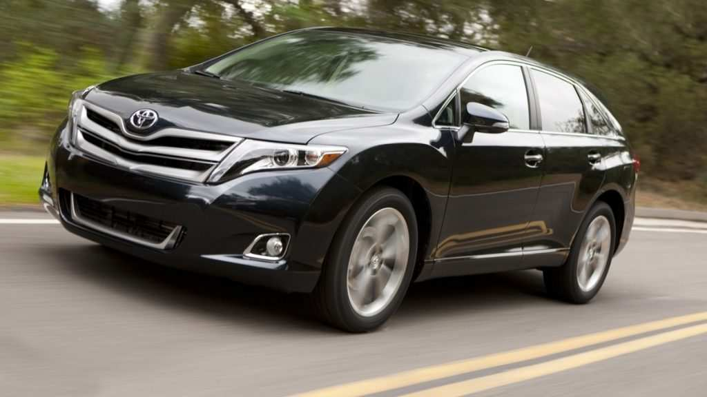 75 New 2019 Toyota Venza Engine