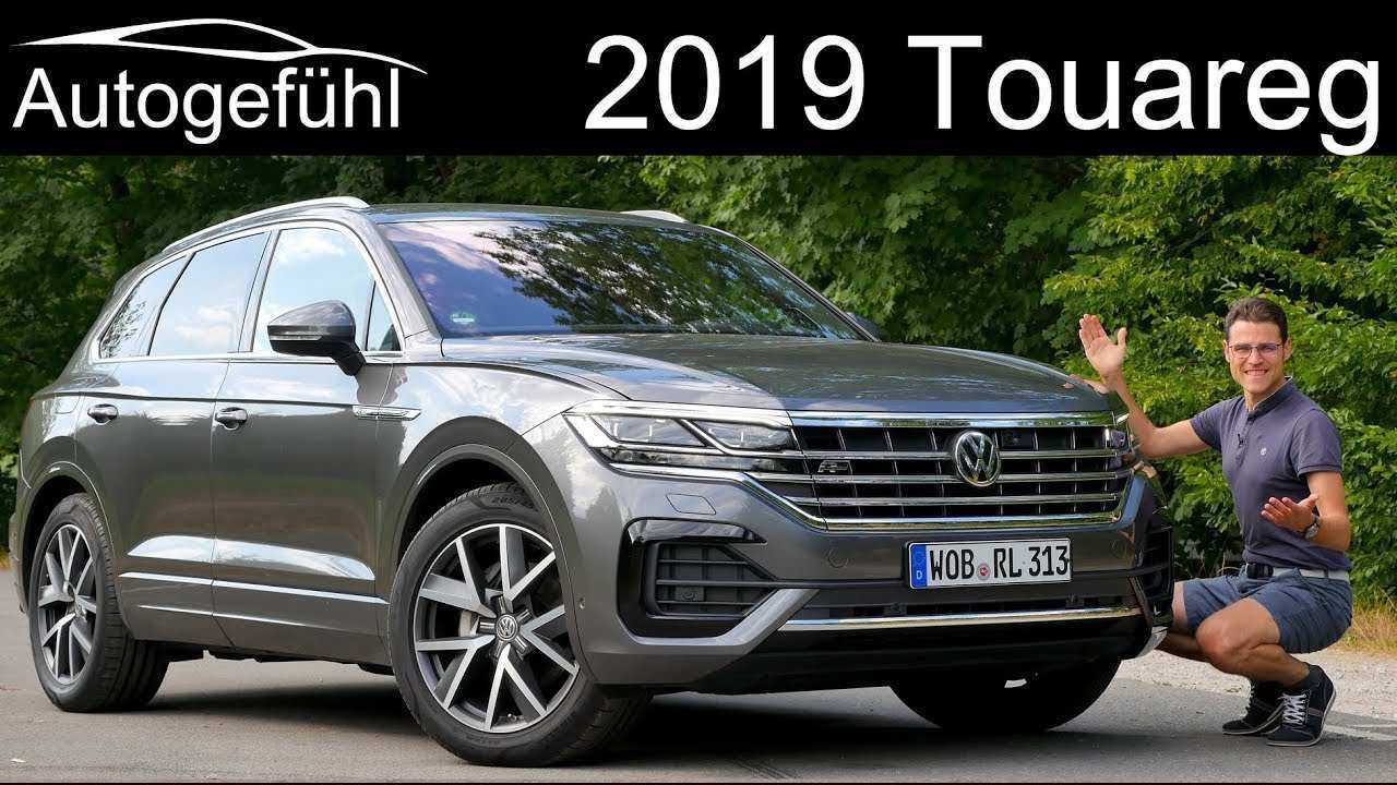 75 New 2019 VW Touareg Pricing