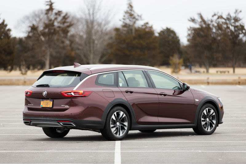 75 New 2020 Buick Regal Wagon History