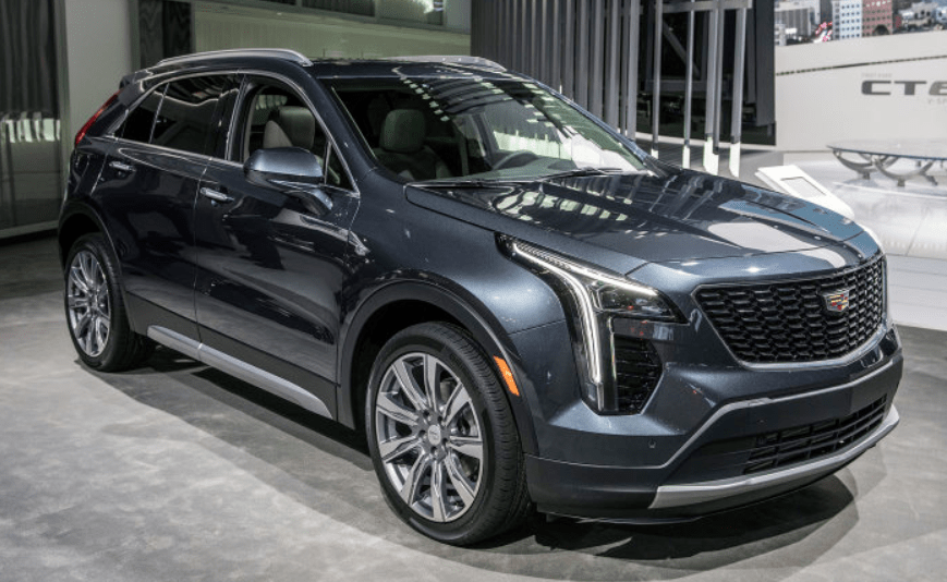 75 New 2020 Cadillac Xt4 Release Date Spesification