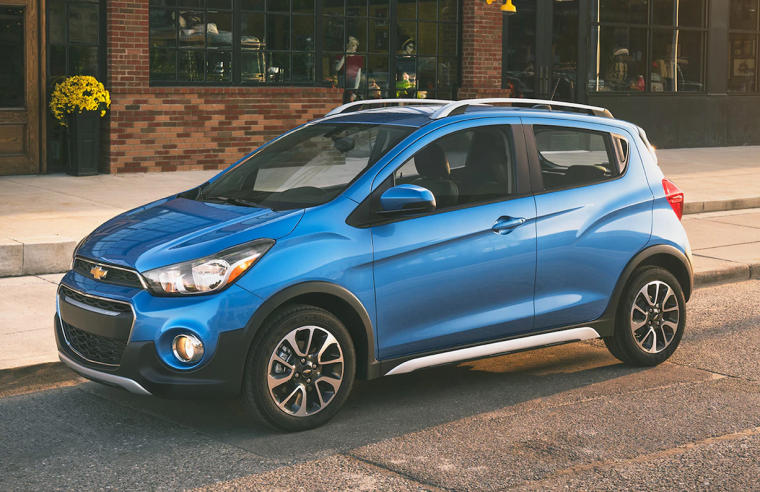 75 New 2020 Chevrolet Spark Engine