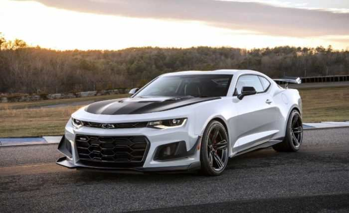 75 New 2020 Chevy Camaro Competition Arrival Concept