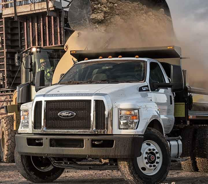 75 New 2020 Ford F 650 F 750 Engine