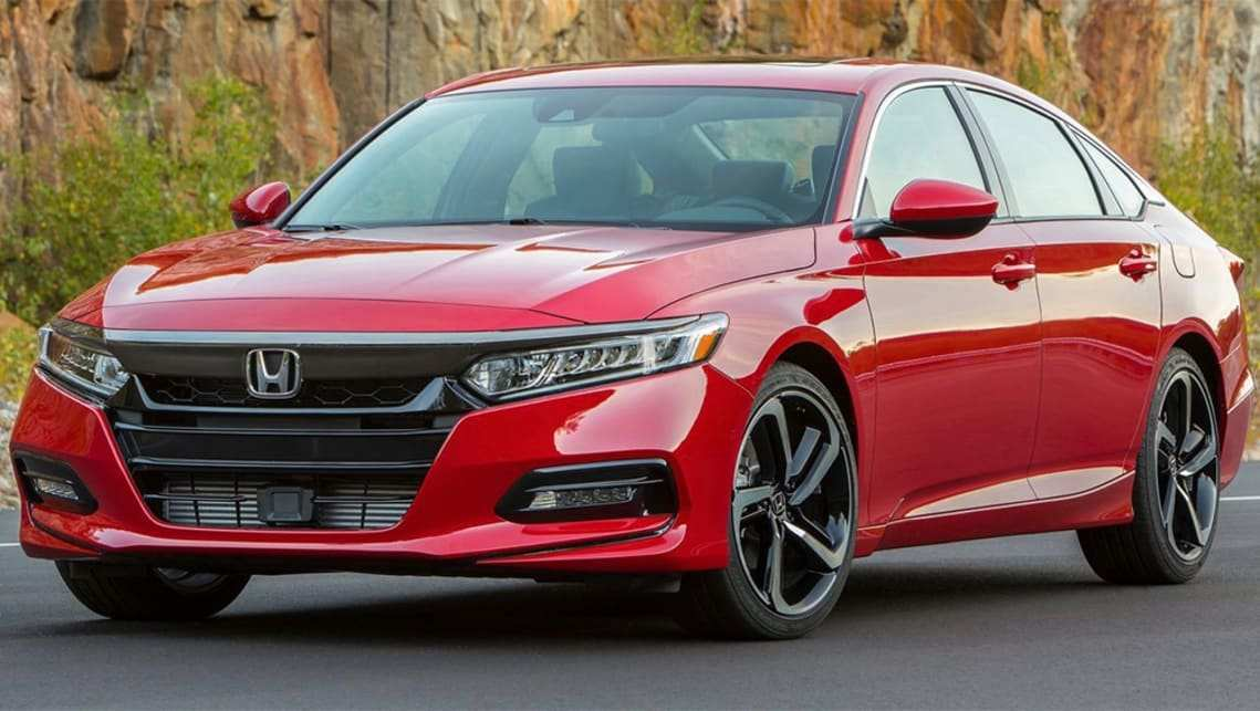 75 New 2020 Honda Accord Sedan Price And Review