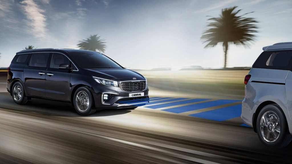 75 New 2020 Kia Carnival Price