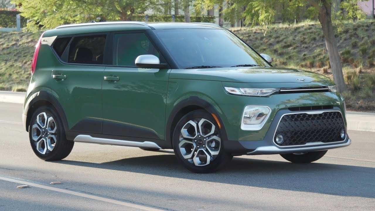 75 New 2020 Kia Soul All Wheel Drive Exterior