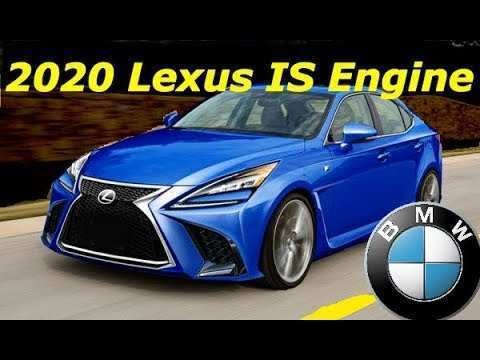 75 New 2020 Lexus IS350 First Drive