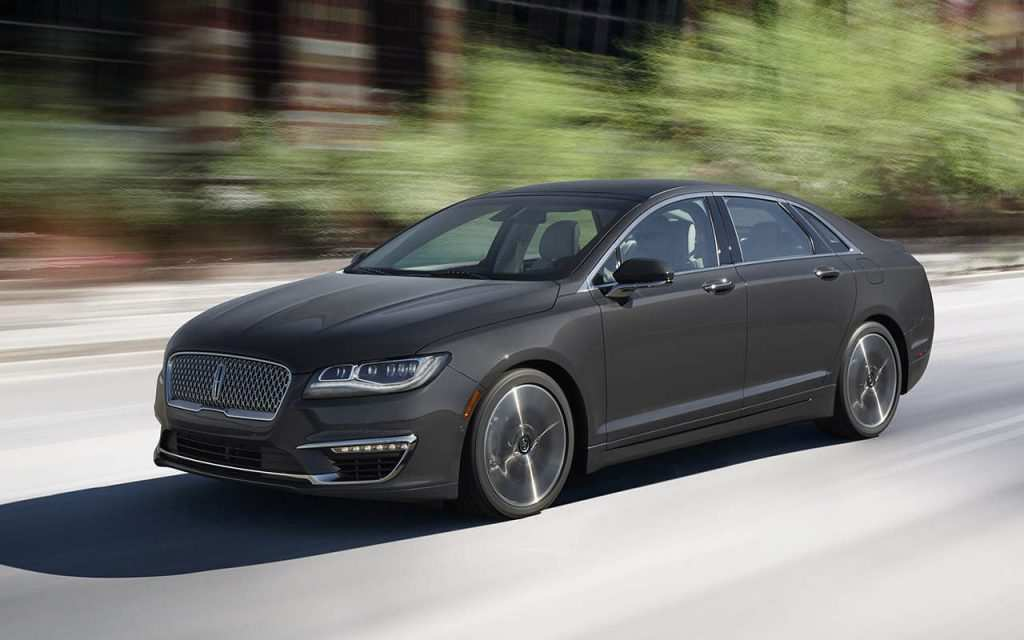 75 New 2020 Spy Shots Lincoln Mkz Sedan Release