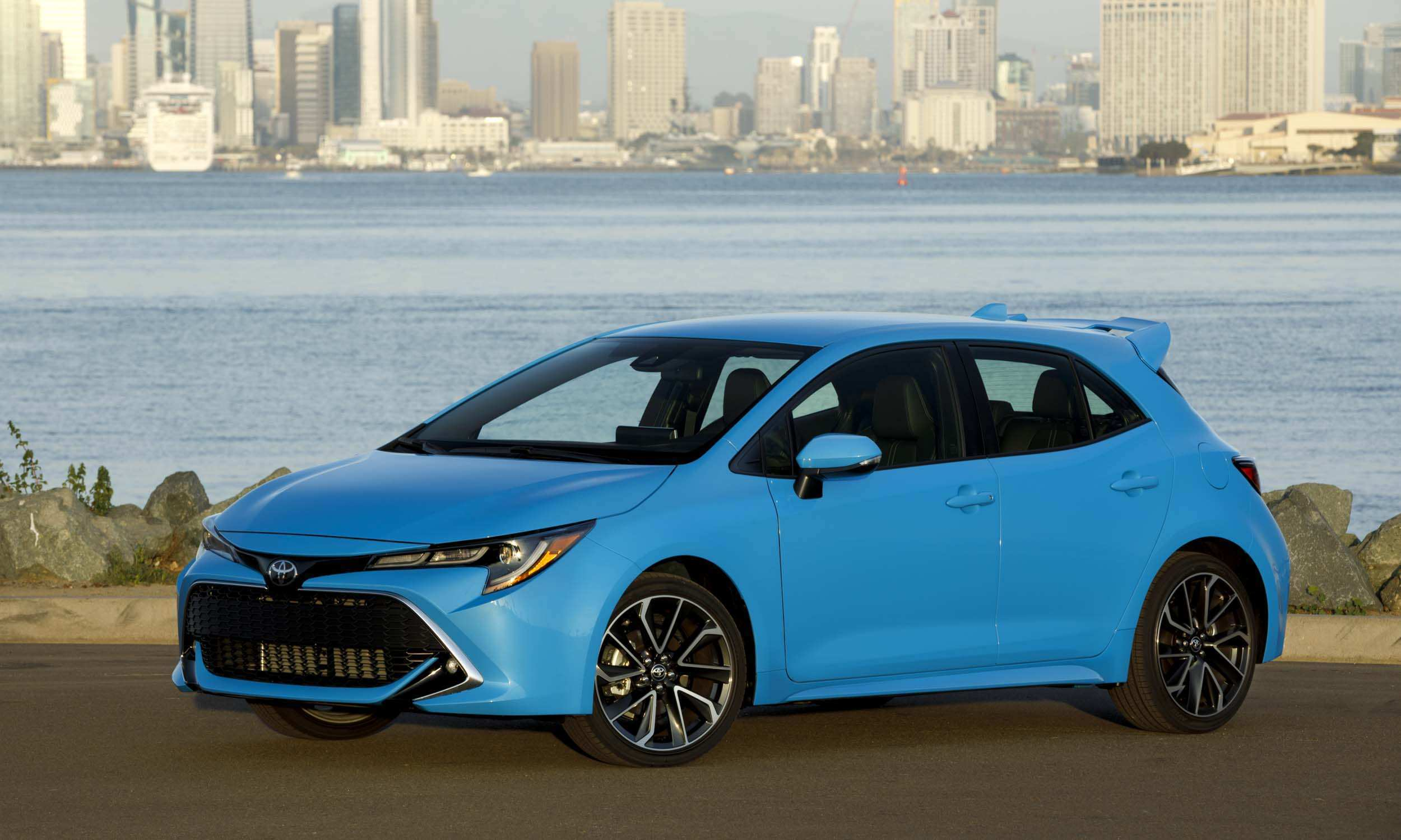 75 New 2020 Toyota Corolla Hatchback Release Date
