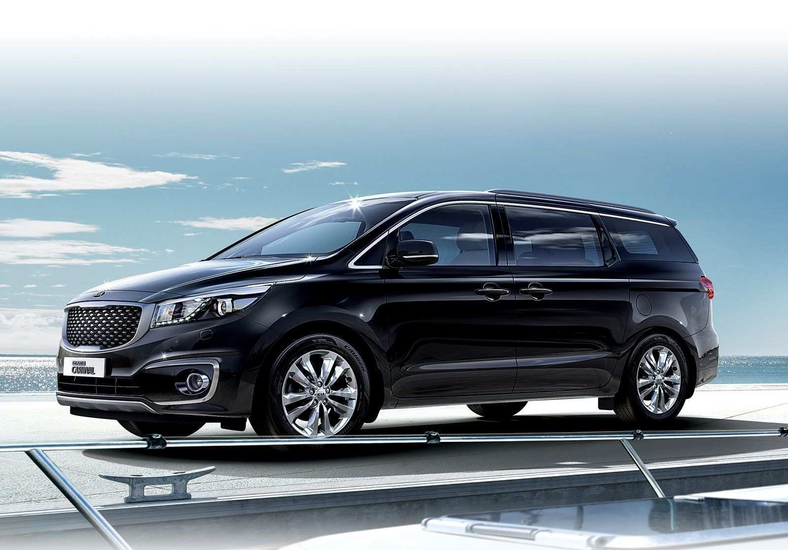 75 New Kia Grand Carnival 2019 Review Price And Review
