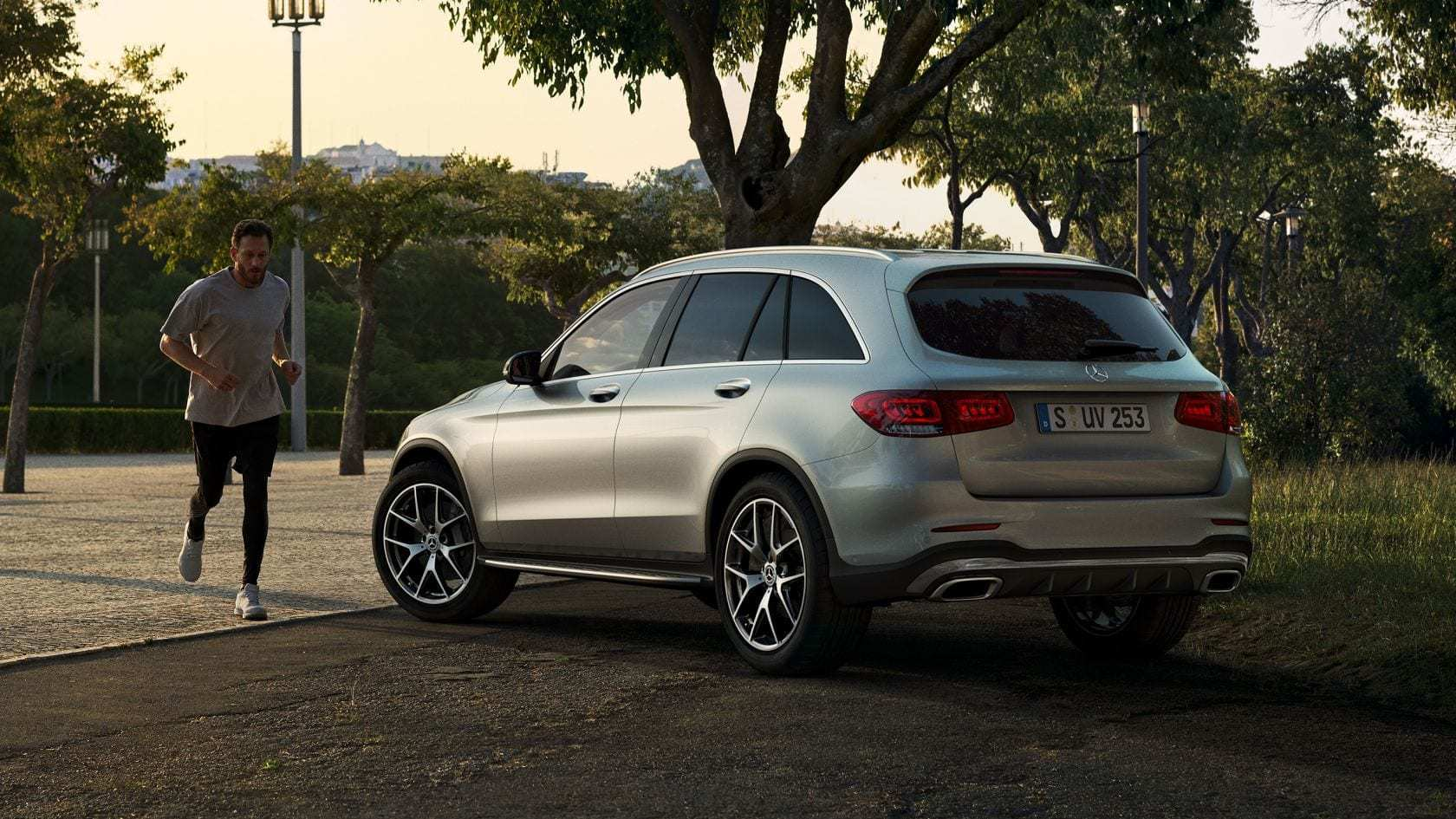 75 New Mercedes Glc Exterior And Interior