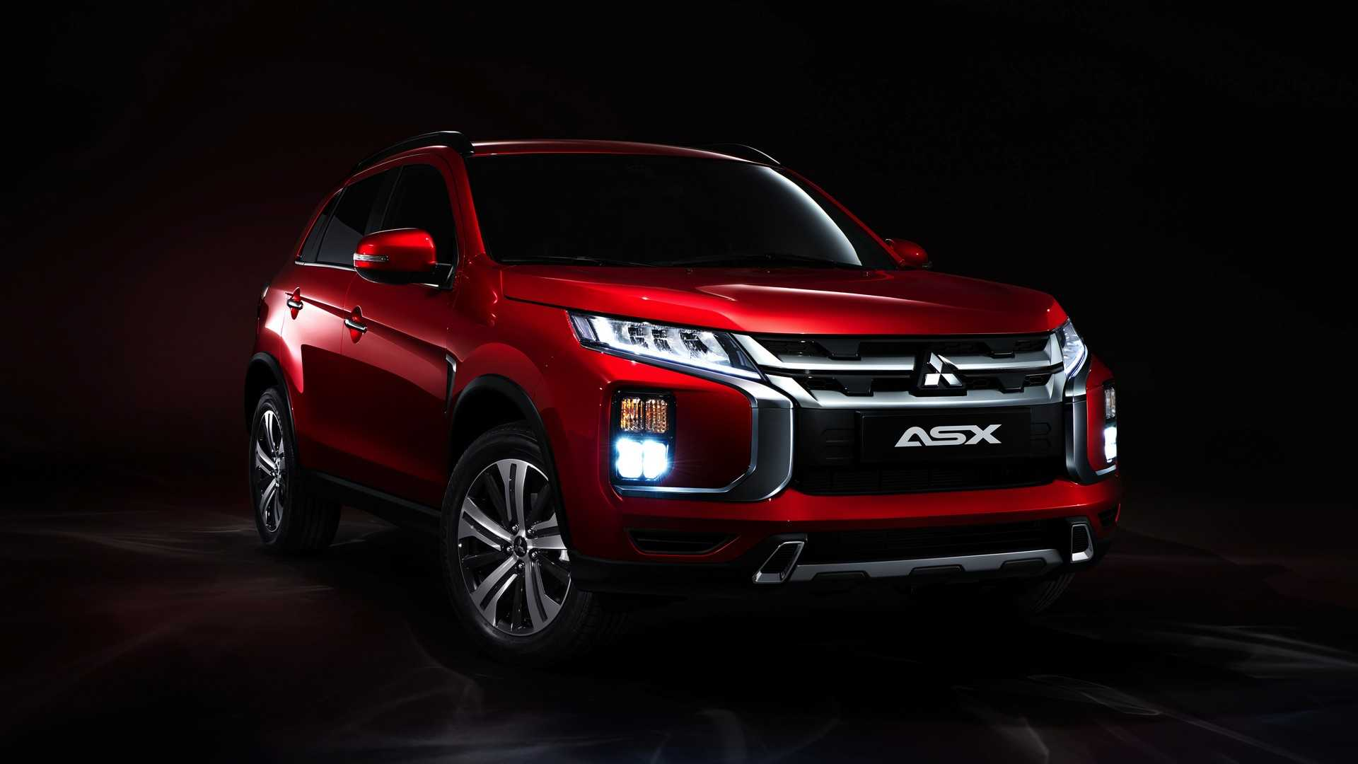 75 New New Mitsubishi Asx 2020 Redesign And Review