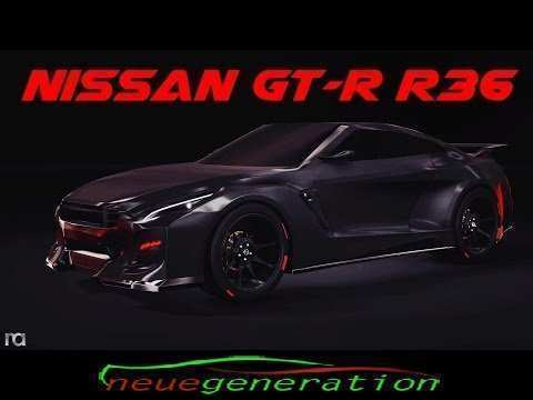 75 New Nissan R36 2020 Redesign And Concept