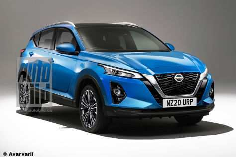 75 New Nissan Suv 2020 Performance And New Engine