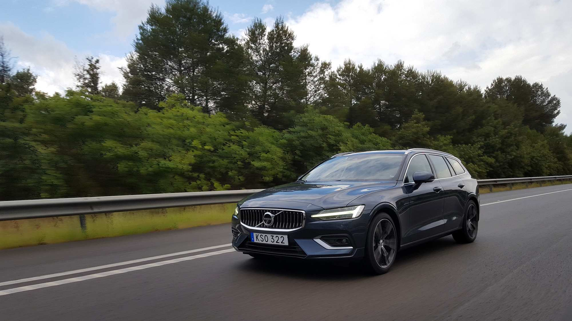 75 New Volvo V60 2019 Engine