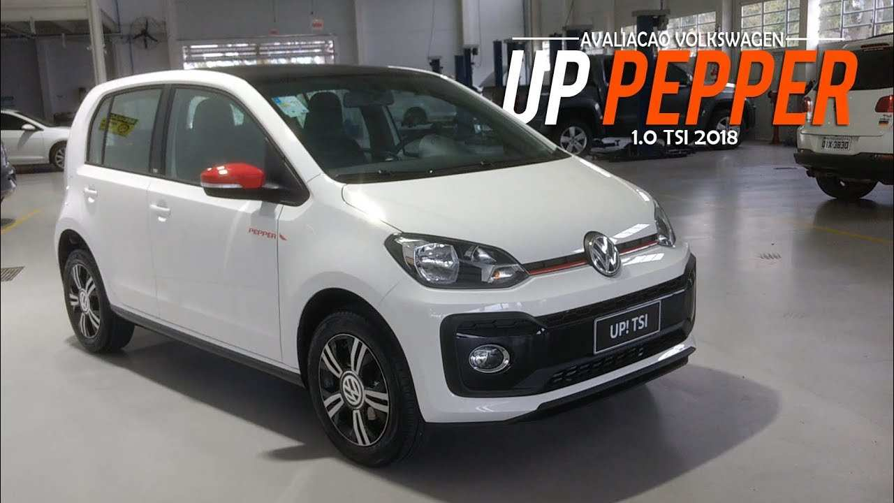 75 New Vw Up Pepper 2019 Redesign