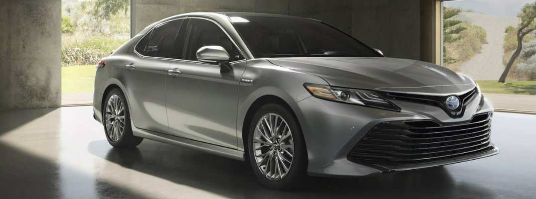 75 The 2019 All Toyota Camry Photos