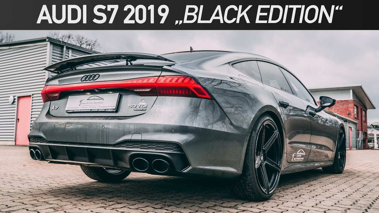75 The 2019 Audi S7 Redesign And Review