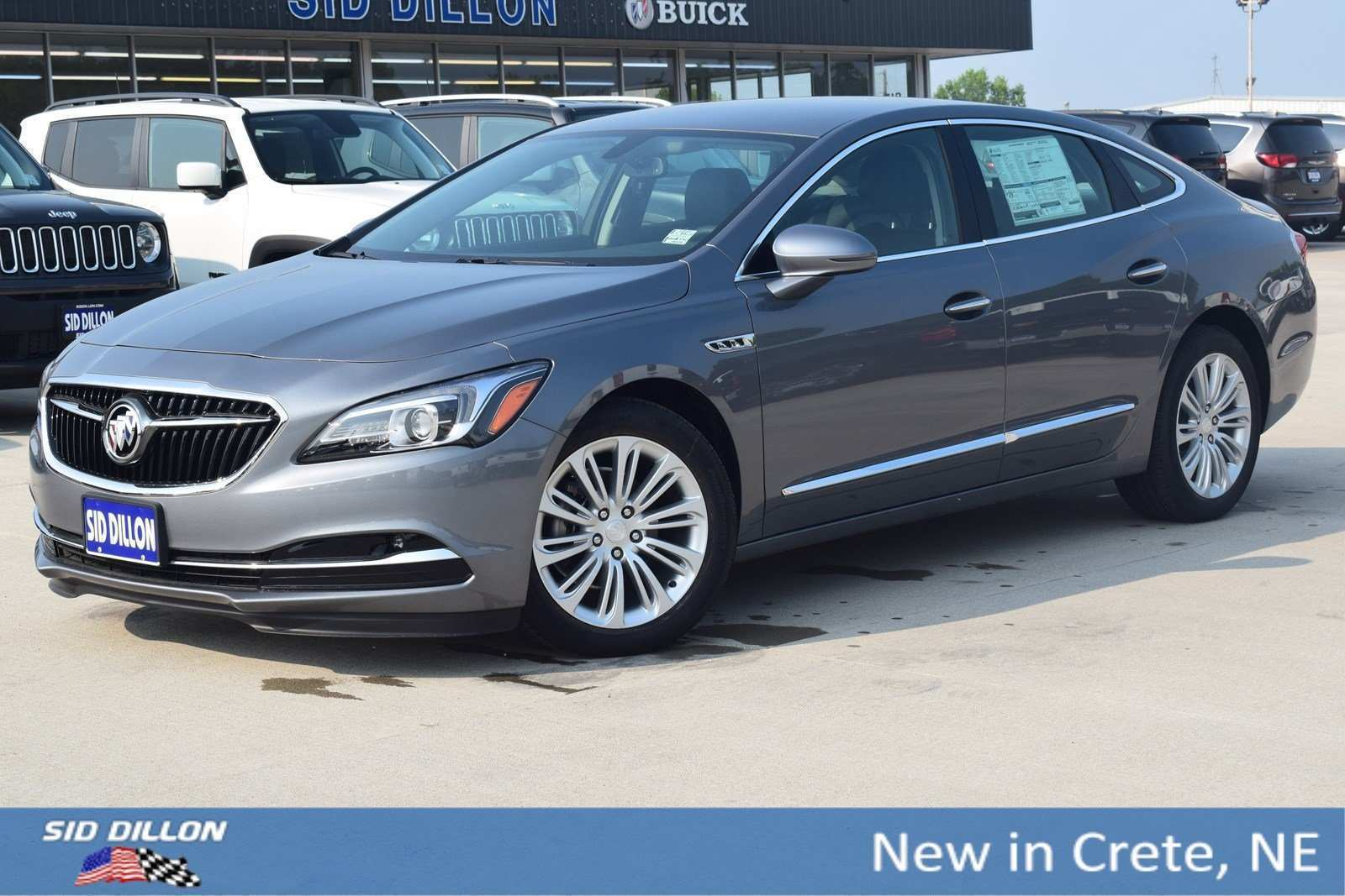 75 The 2019 Buick LaCrosses Exterior