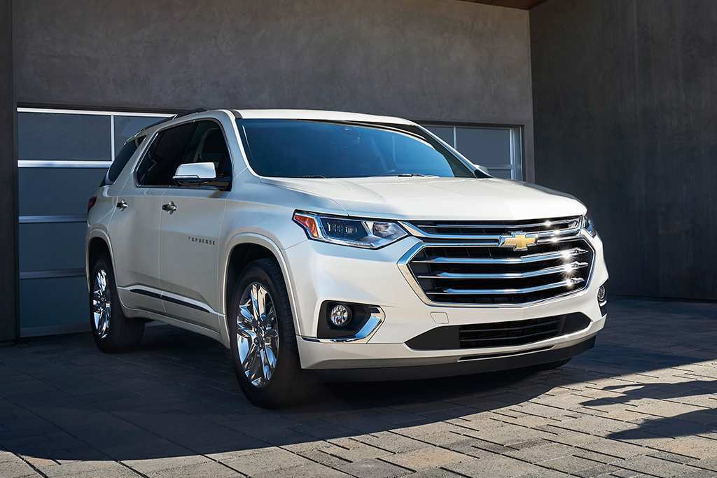 75 The 2019 Chevy Traverse History
