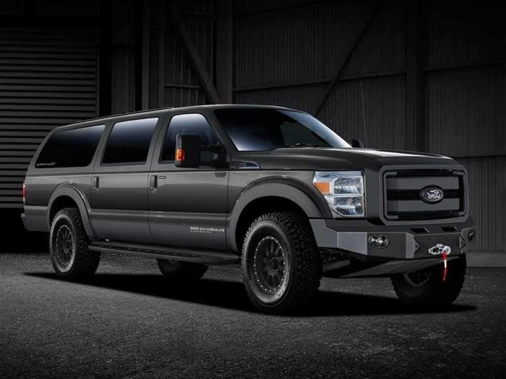 75 The 2019 Ford Excursion New Review