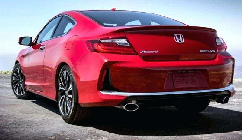 75 The 2019 Honda Accord Coupe Speed Test