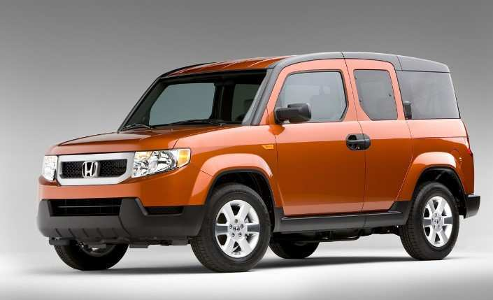 75 The 2019 Honda Element Release Date