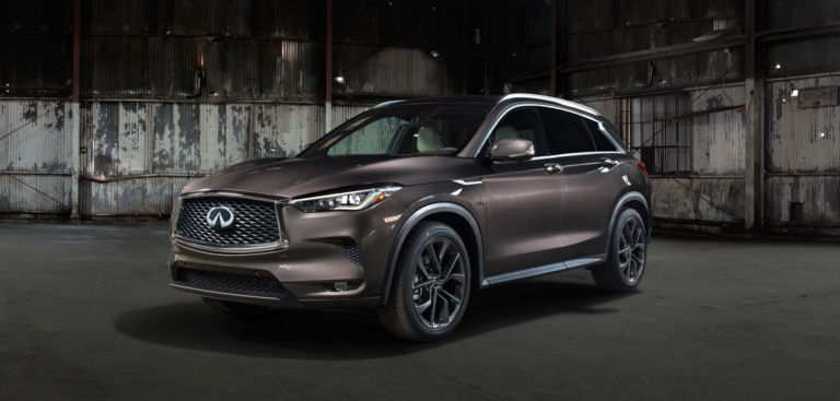 75 The 2019 Infiniti Commercial Spy Shoot