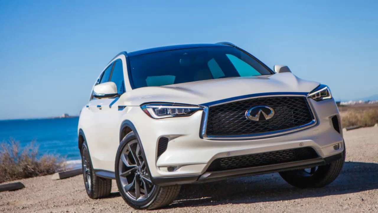 75 The 2019 Infiniti Qx50 First Drive Performance