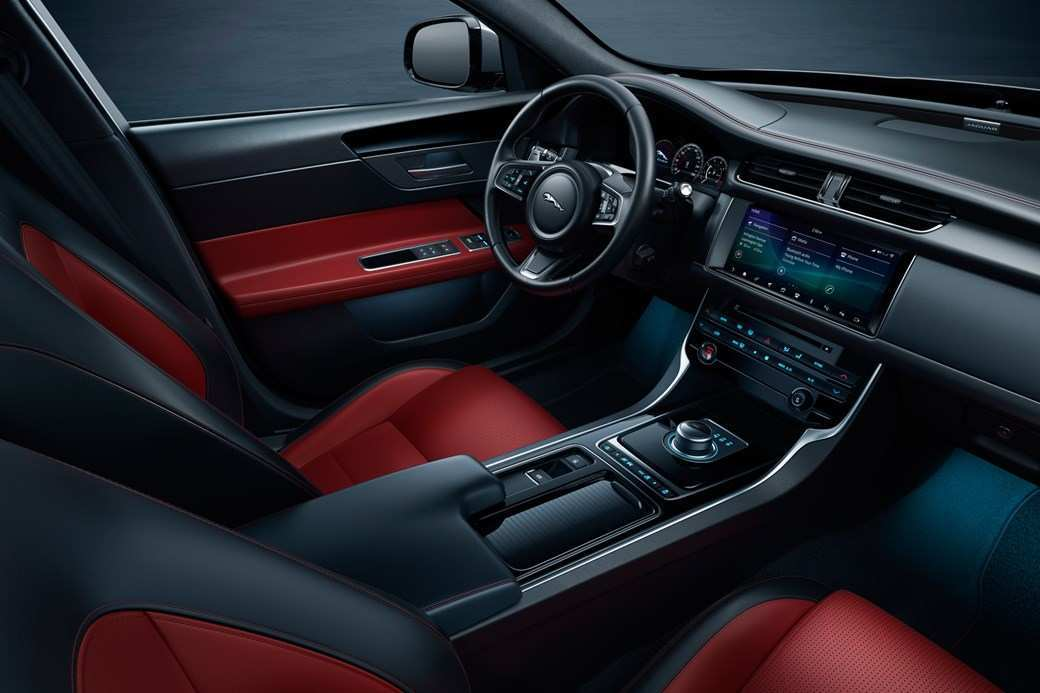 75 The 2019 Jaguar XF Performance And New Engine