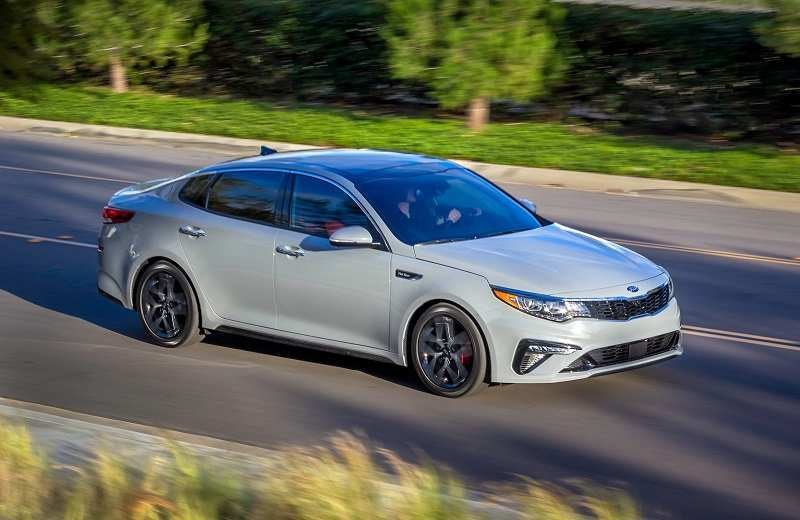 75 The 2019 Kia Optima Ratings
