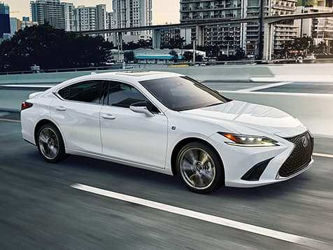 75 The 2019 Lexus Es 350 F Sport Spesification