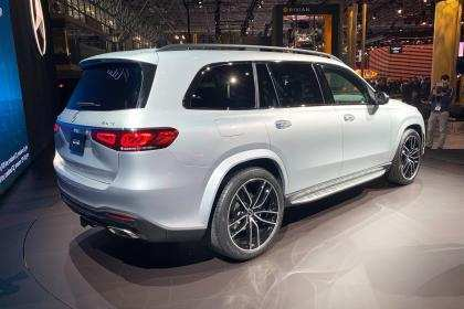 75 The 2019 Mercedes GLS Pictures