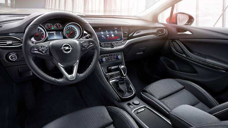 75 The 2019 Opel Astra Release Date