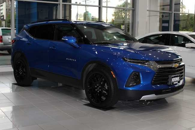 75 The 2019 The Chevy Blazer New Review