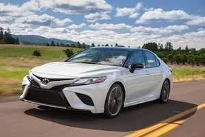 75 The 2019 Toyota Camry Speed Test
