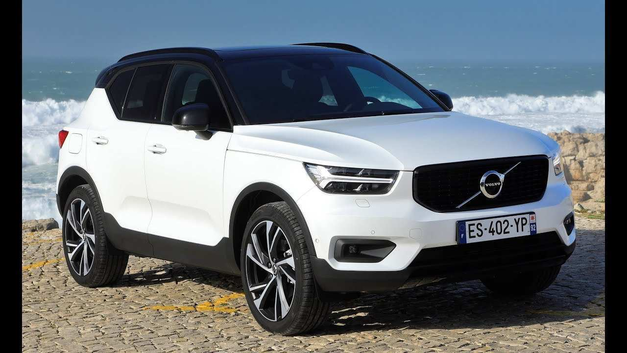 75 The 2019 Volvo Xc40 Interior Configurations