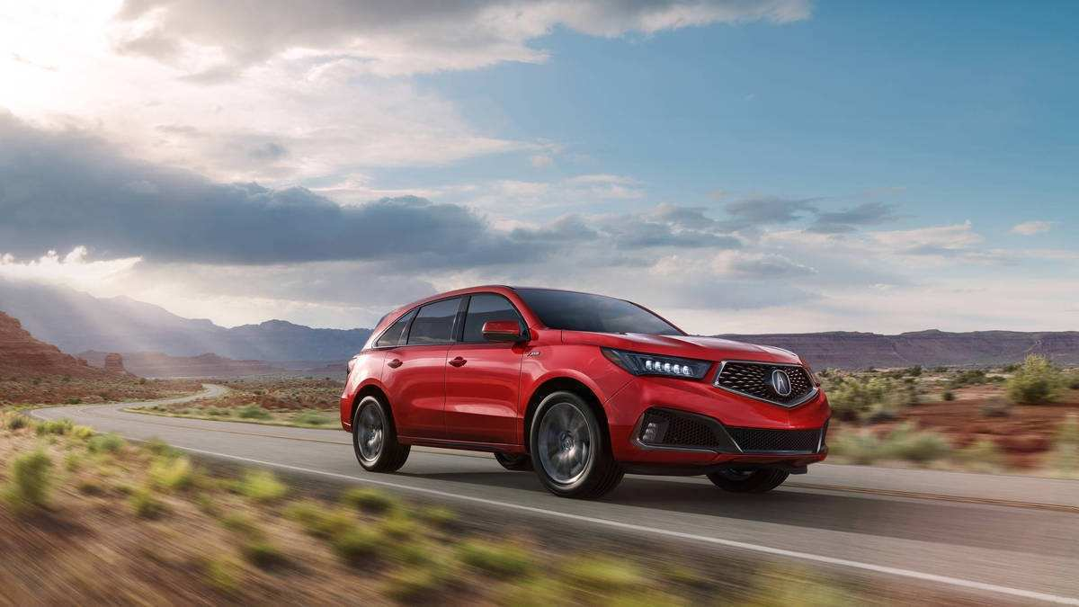 75 The 2020 Acura MDX Picture